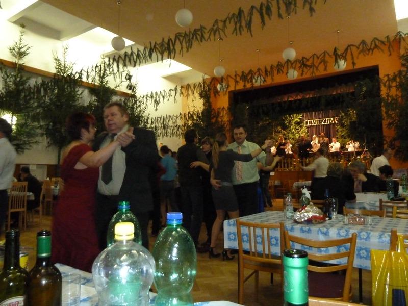 Myslivecký ples 2013