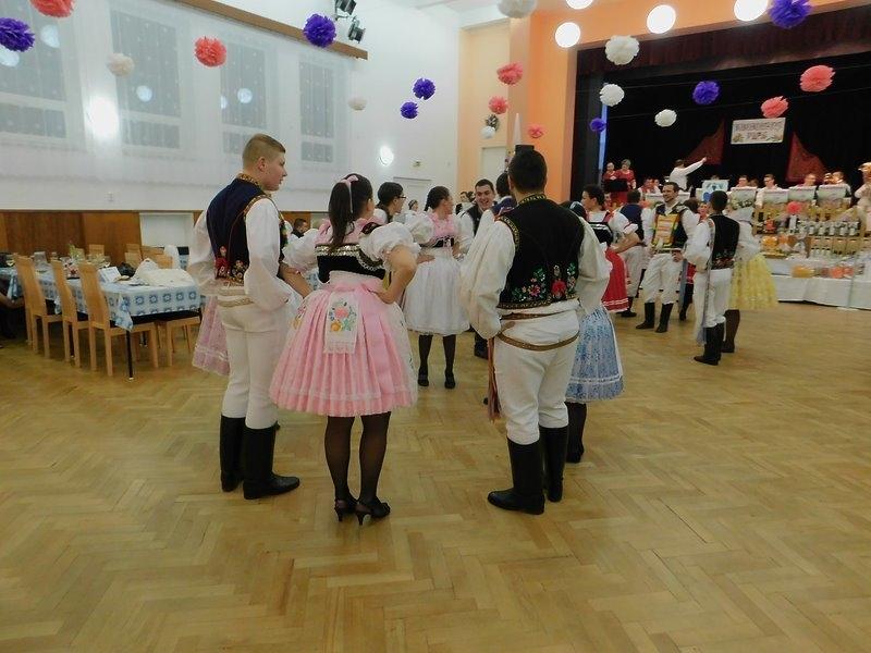 Krojovaný ples 2018
