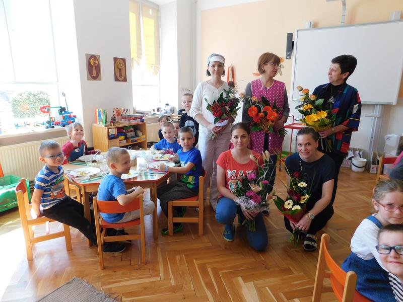 Den učitelů v MŠ