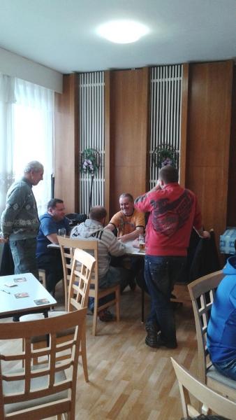 Štěpánská soutěž v kartách 26.12.2015 na KD