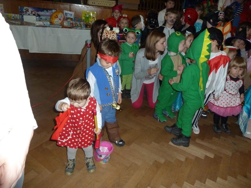 Dětský karneval 31.1.2016