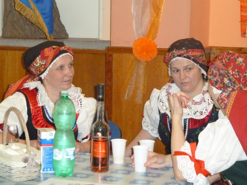 Krojovaný ples Mikroregionu Ždánicko