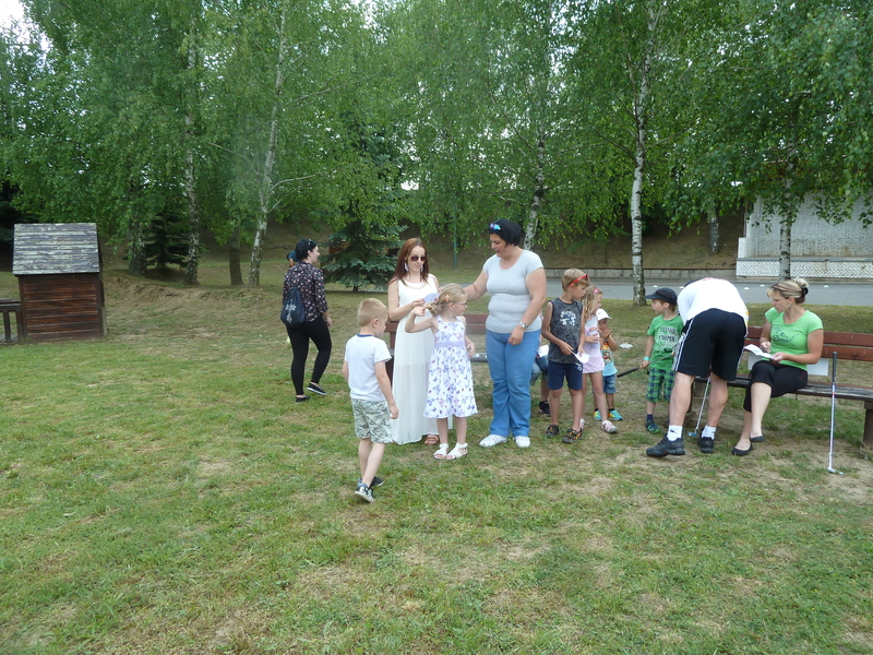 Sportovní odpoledne ke Dni dětí