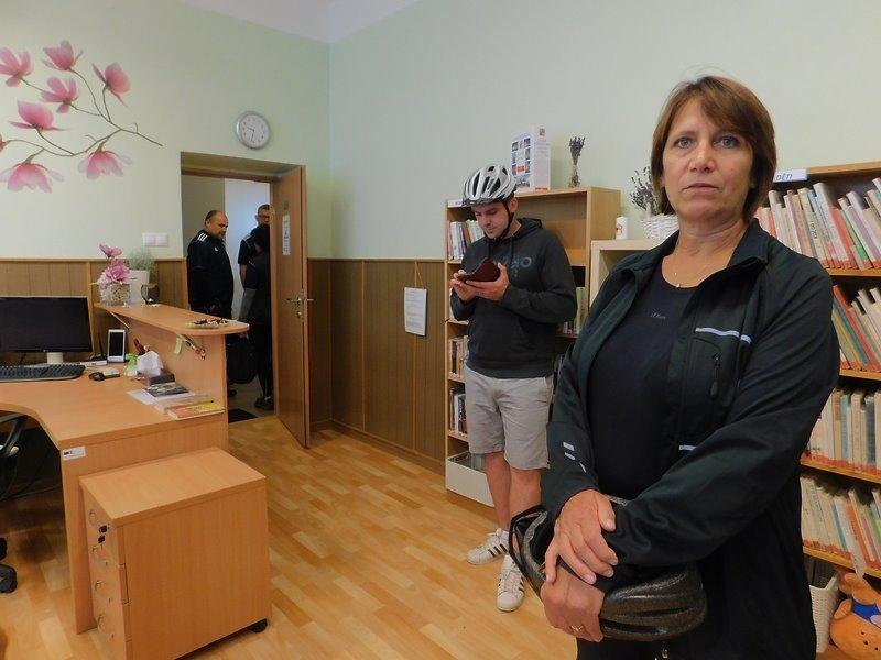 Návštěva z Mikroregionu Bystřička (Olomoucko)