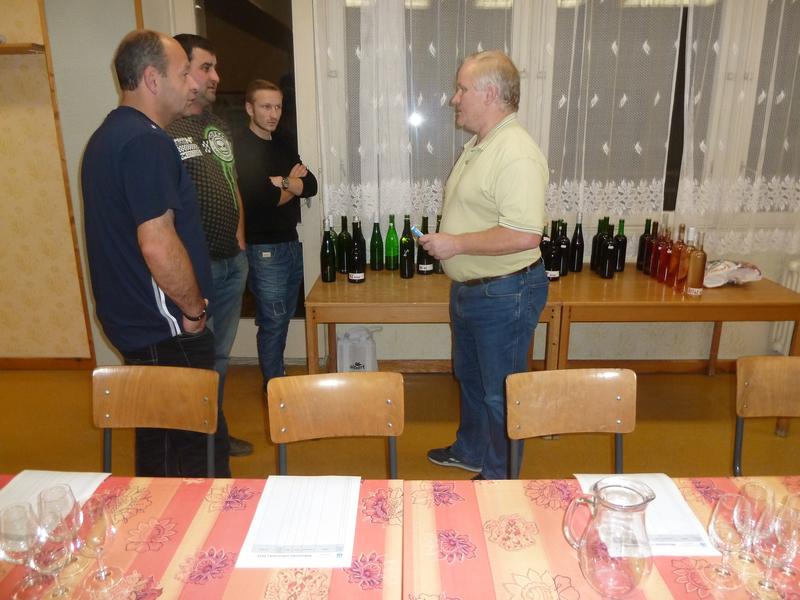 Mikulášský košt vín