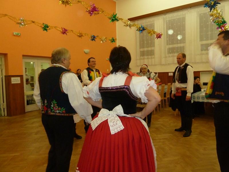 Krojovaný ples 2015