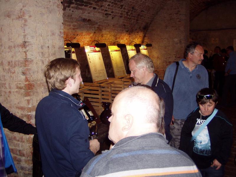Vinařský zájezd do salonu vín ve Valticích