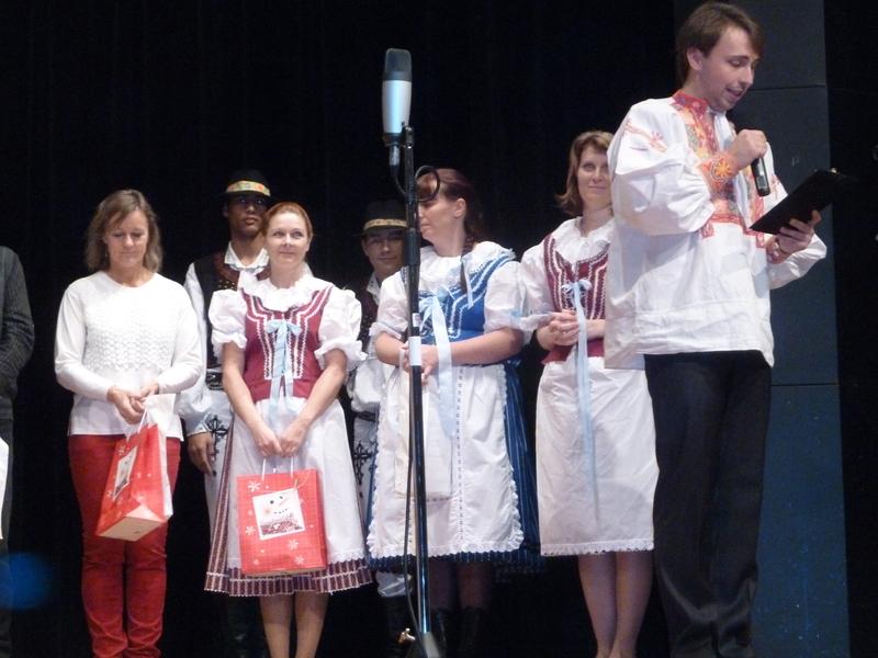 Vystoupení Násedlováčku v Brně