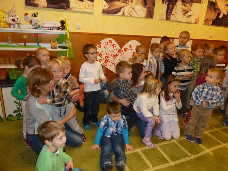 Mikuláš v mateřské škole