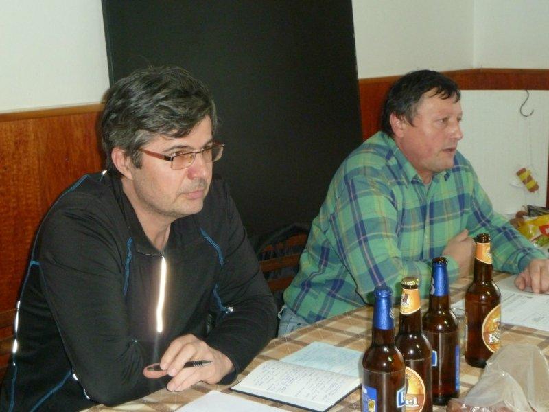 Včelaři výroční schůze