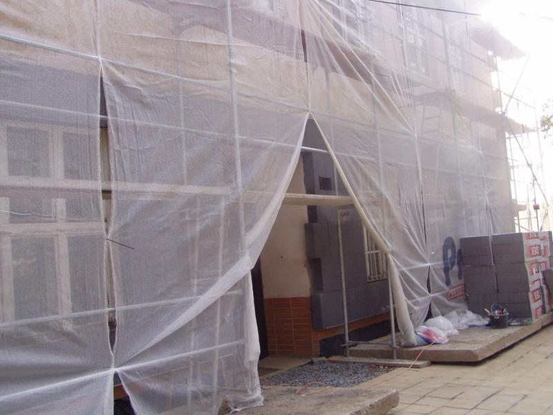 Rekonstrukce budovy OÚ