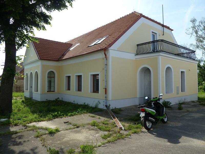 Vila v bývalém Šohaji