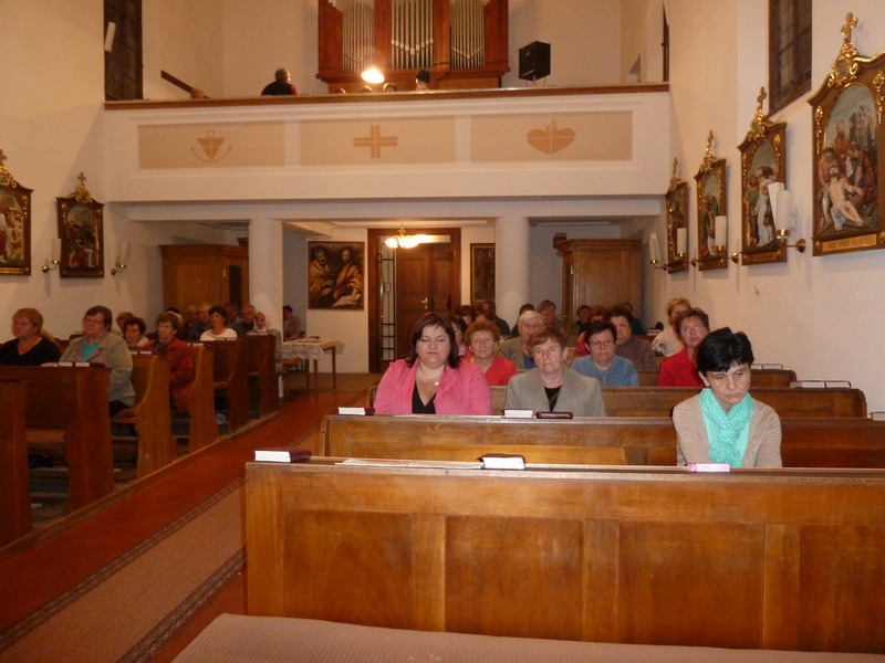 Noc kostelů 2014