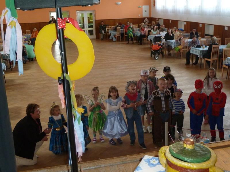Dětský karneval 2014
