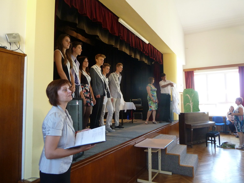Ukončení školního roku v ZŠ Žarošice