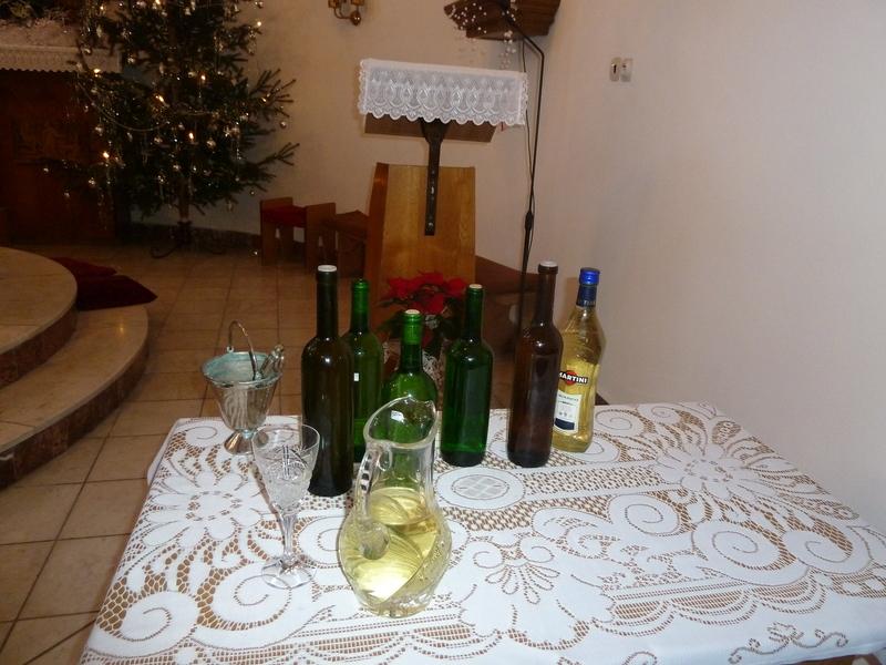Žehnání vína