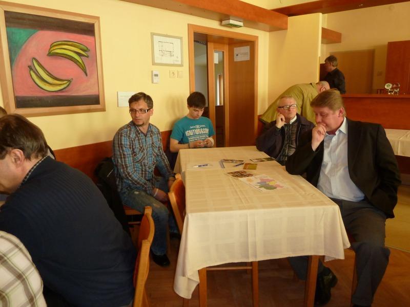 Komunitní plánování budoucí vize regionu ve Ždánicích ze dne 9.4.2013