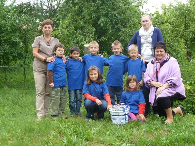 Rozloučení s předškoláky červen 2013