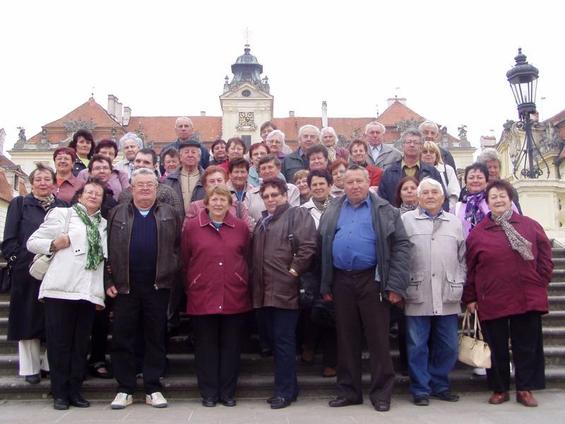Výlet pro důchodce