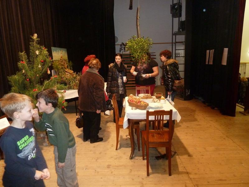 Vánoční jarmark 2013