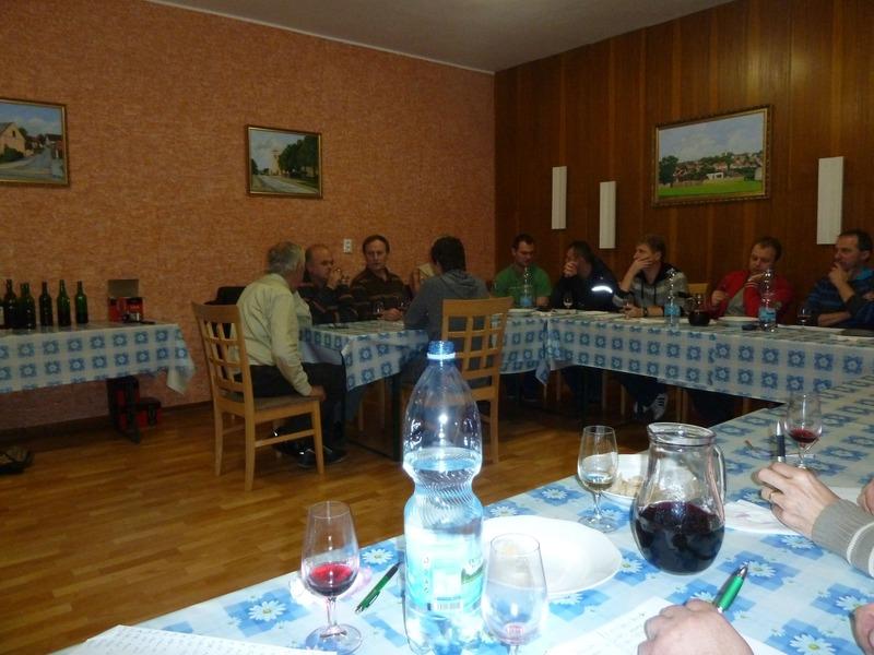 Ochutnávka mladých vín