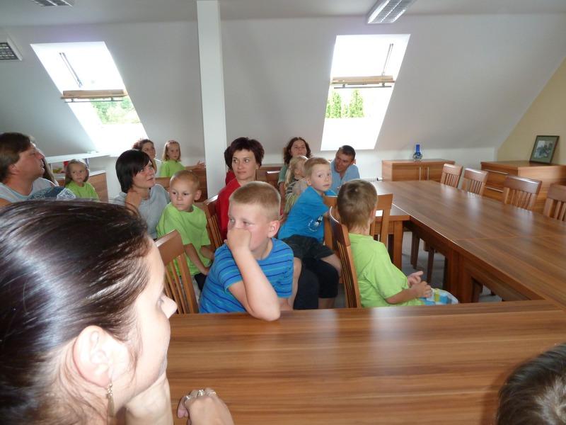 Ukončení školního roku ve školce
