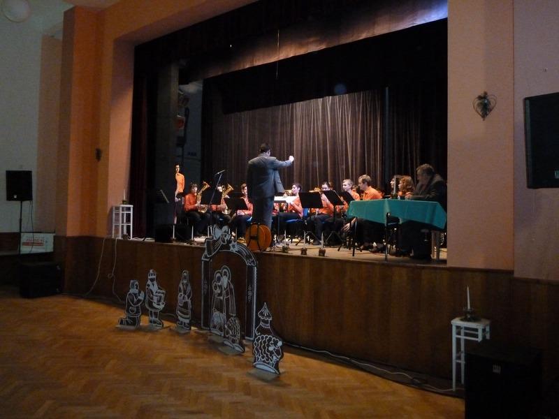 Vánoční koncert
