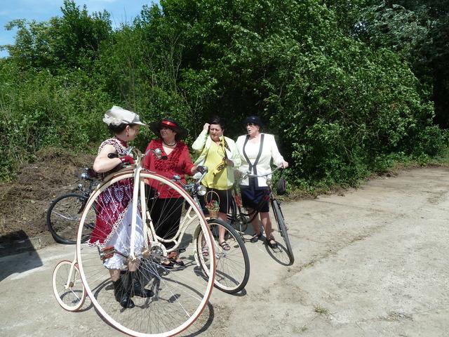 Otevření 3. etapy cyklostezky