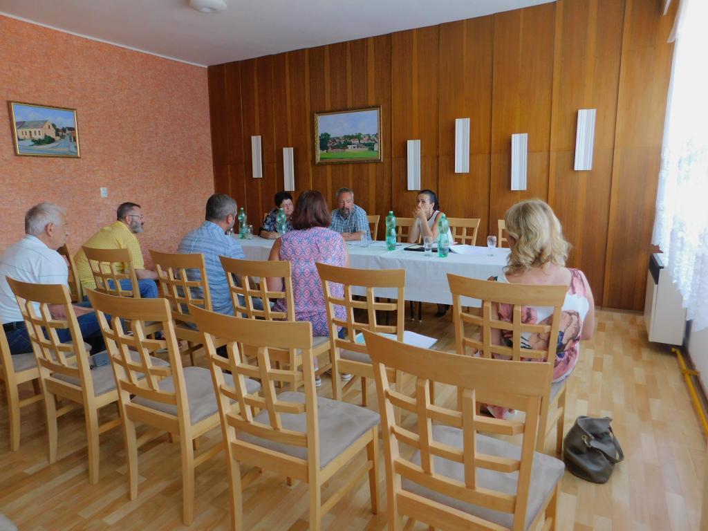 Veřejné projednávání Změny č.1 Územního plánu obce Násedlovice
