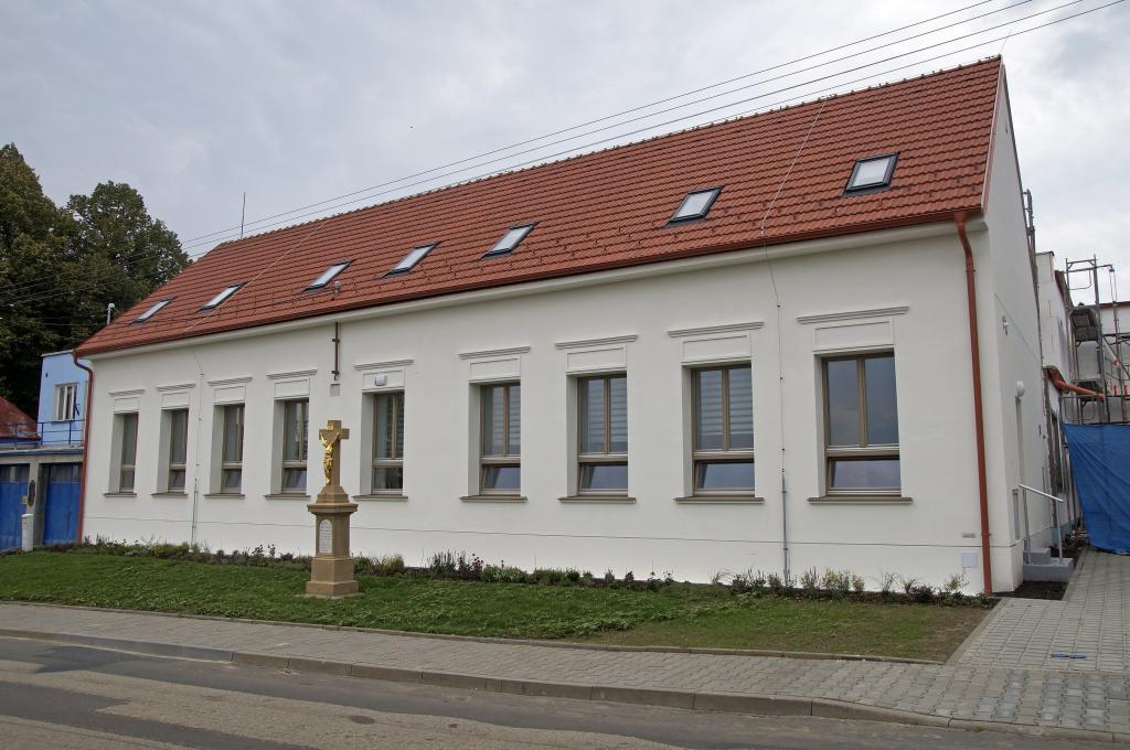 Slavnostní otevření zrekonstruované MŠ Násedlovice