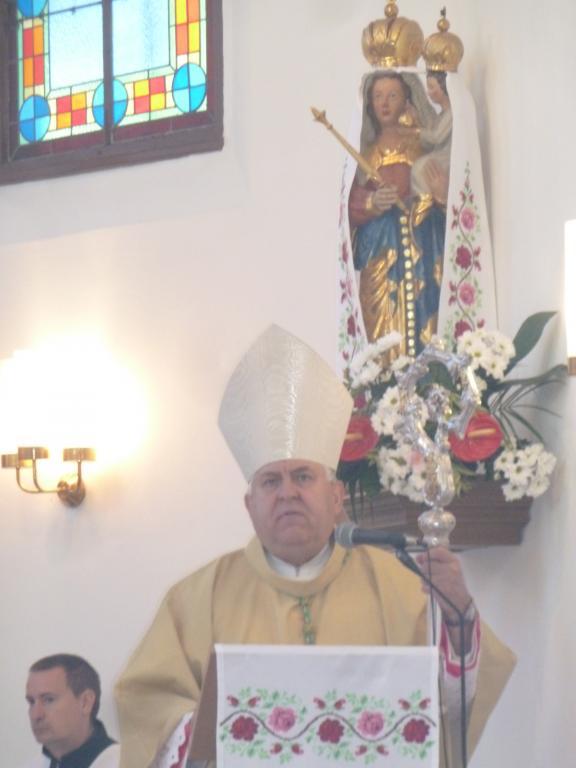 90 let od vysvěcení kostela sv. Martina