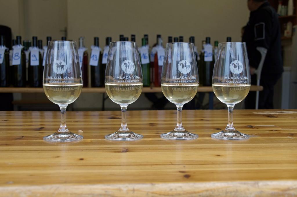 Martinské hody - svěcení mladých vín