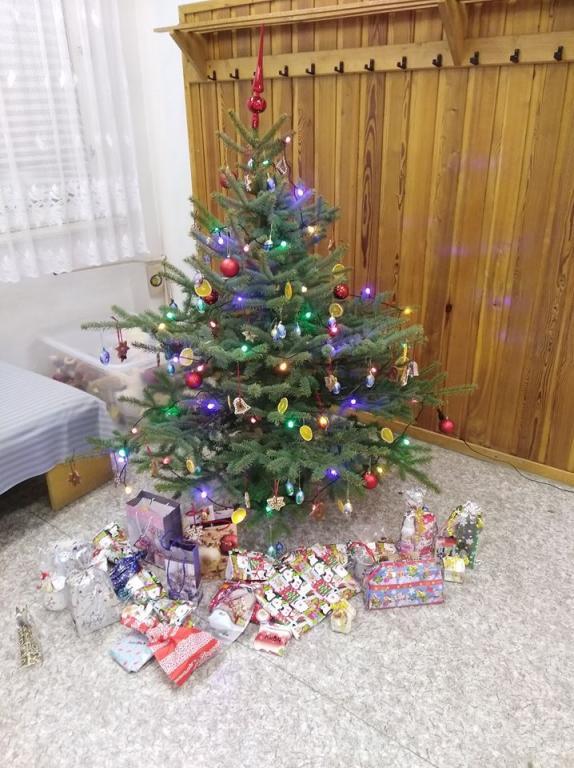 Vánoční soustředění Šohajíčku