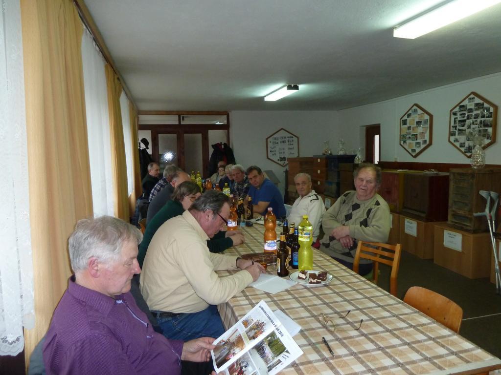 Výroční schůze ČSV