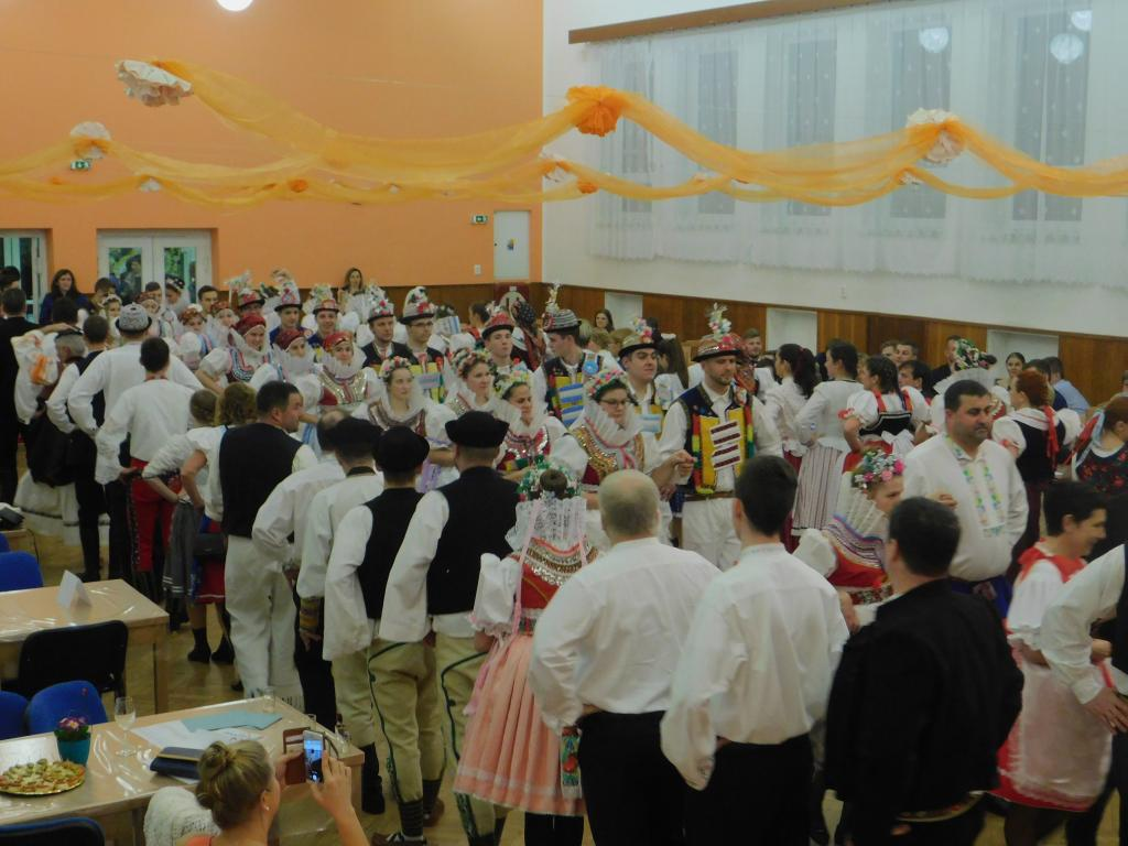 29. krojovaný ples