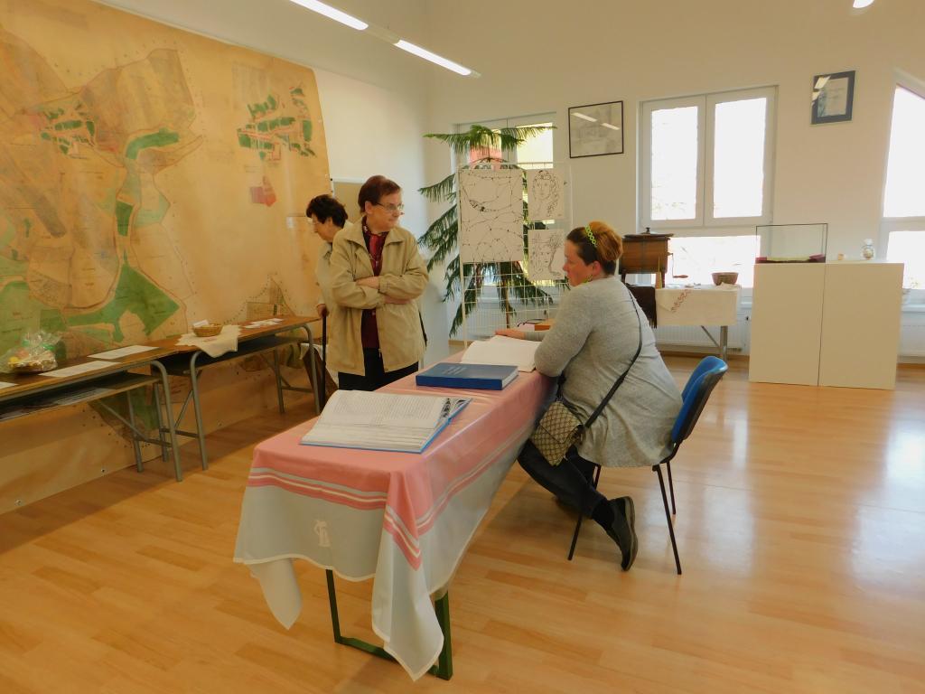 Výstava Věrky Dupynové