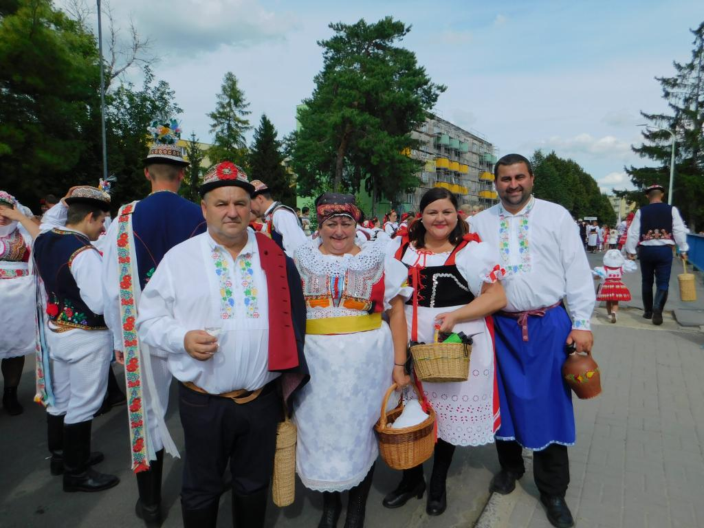 Slovácký rok v Kyjově 2019
