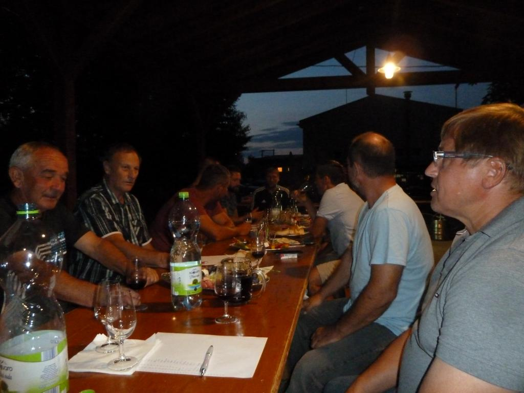 Košt vín místních vinařů