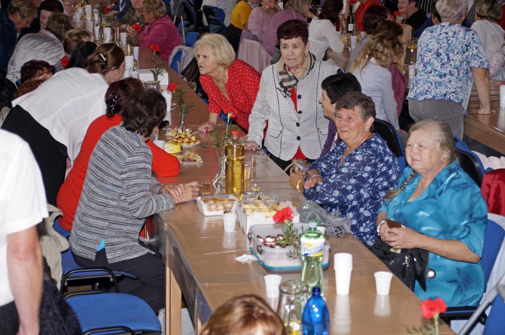 Setkání pracovníků bývalého závodu Šohaj Násedlovice