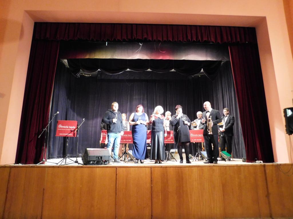 Vánoční koncert Slovácké kapely Romana Horňáčka