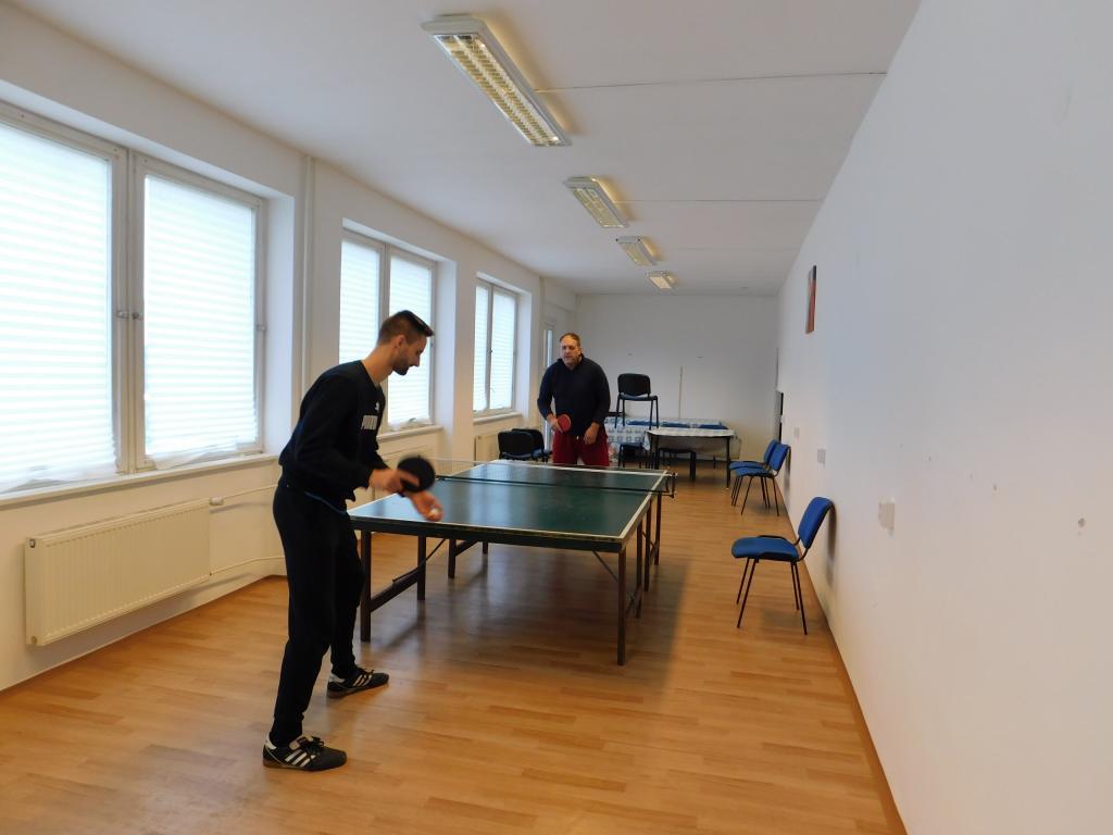 Turnaj ve stolním tenisu