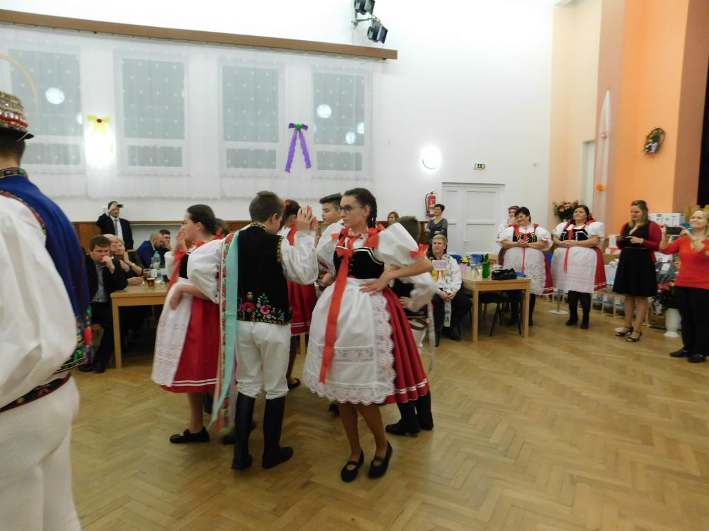 30. krojovaný ples