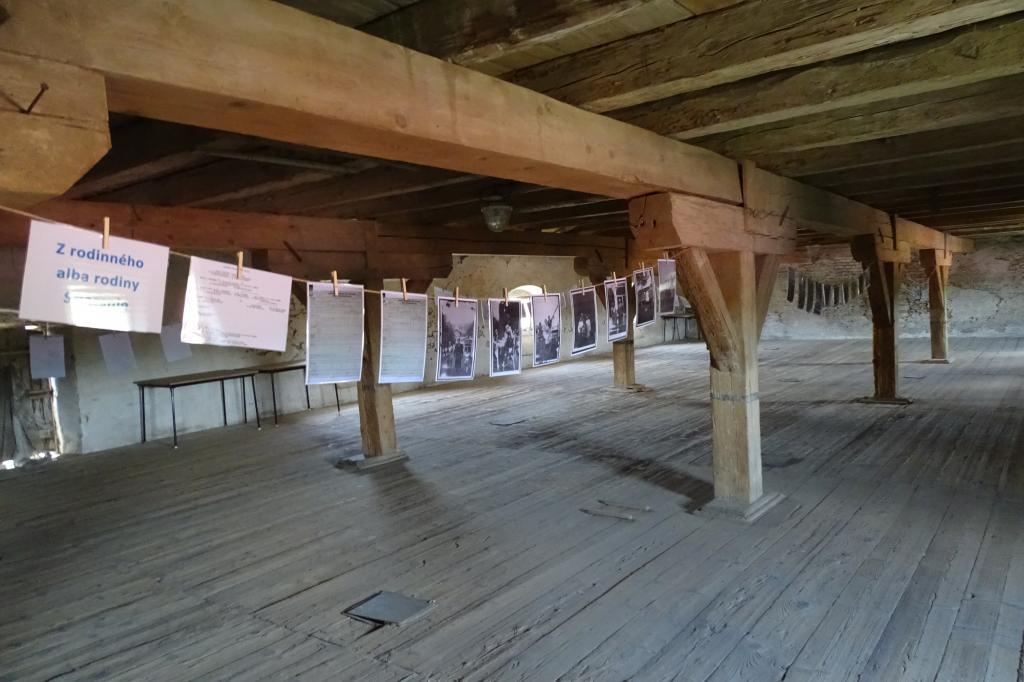 Víkend otevřených památkových domků Slovácka