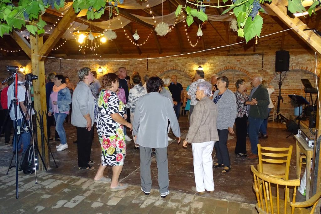 Zájezd seniorů do Lanžhotu na DH Záhorienku